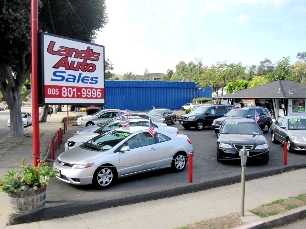 Landis Auto Sales San Luis Obispo Car Dealer Used Cars In San